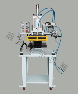 TJS-370B 气动纸袋烫金机