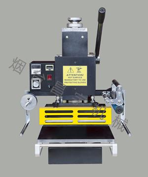 TJ-368手动烫金机