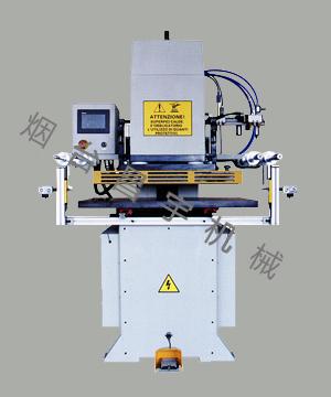 TJM-568Ⅱ-8T 烫金模切机