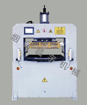 QTM-458-20T 气动烫金模切机